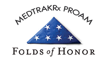 MedTrakRx ProAm benefitting Folds of Honor